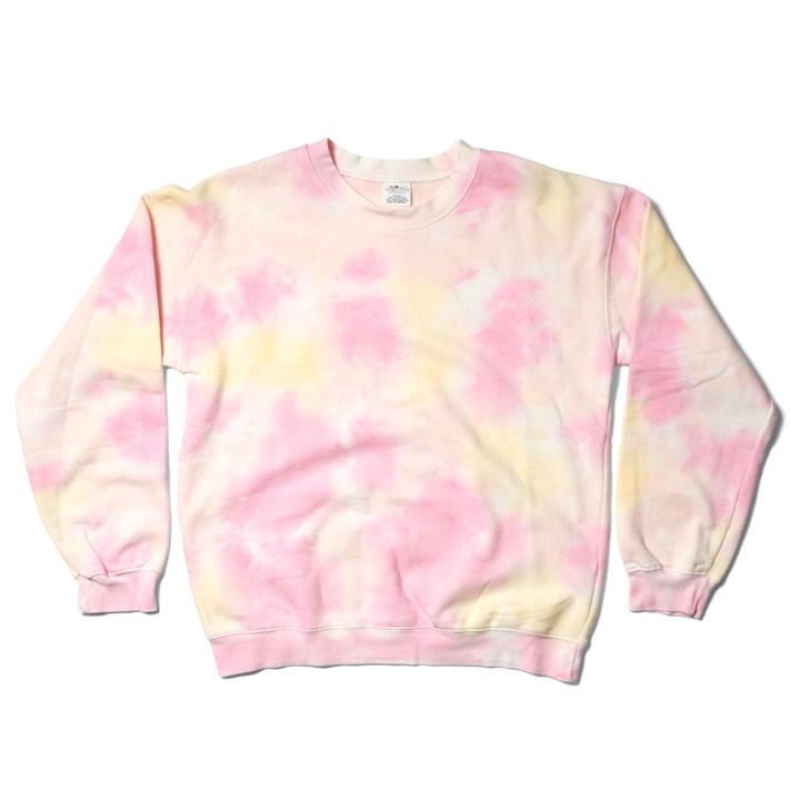 9234 in Coral Tie Dye Cloud Nine 2.0